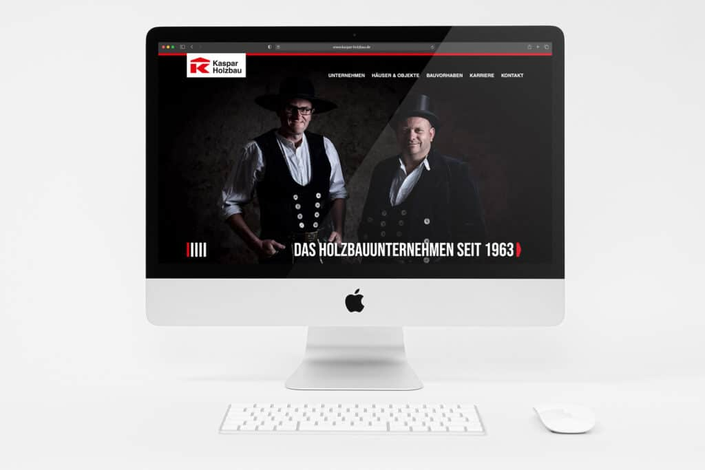 Website Kaspar